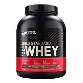 Optimum Nutrition Gold Standard 100% Whey Proteína 5 Lb