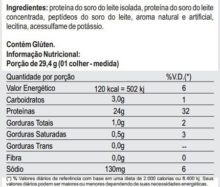 0f8d6b5f8 Whey Gold Standard 5lbs 2270g On - Optimum Nutrition - R  417
