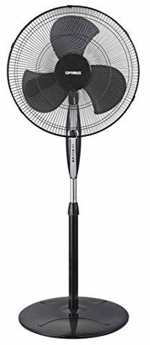 optimus f-1872 ventilador de pie oscilante con control remo