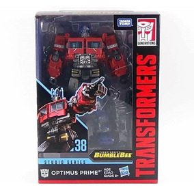 Optimus Figura Series 38 Studio Prime Juguete Transformers j354qRAL