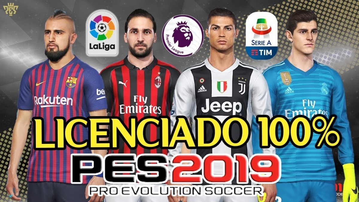 😱 Pes 2019 option file ps4 legends | PES 2019 PS4 Option File
