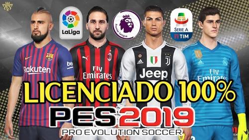 option file pes2019 + legends myclub