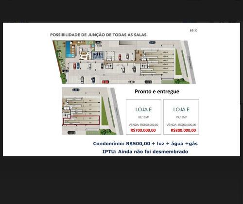 option full - salas e lojas comerciais