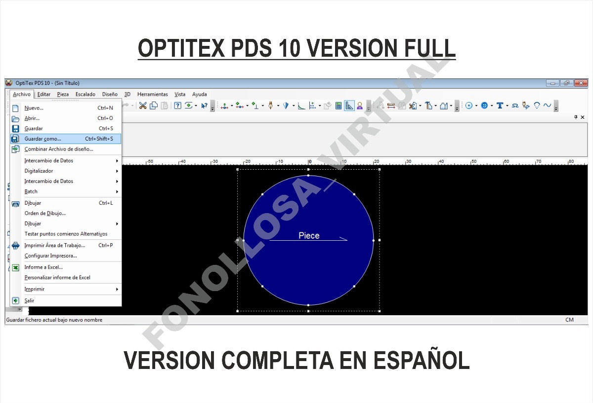 Optitex 10 full