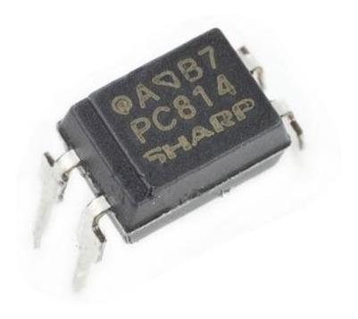 optoacoplador pc814 kit 10 peças