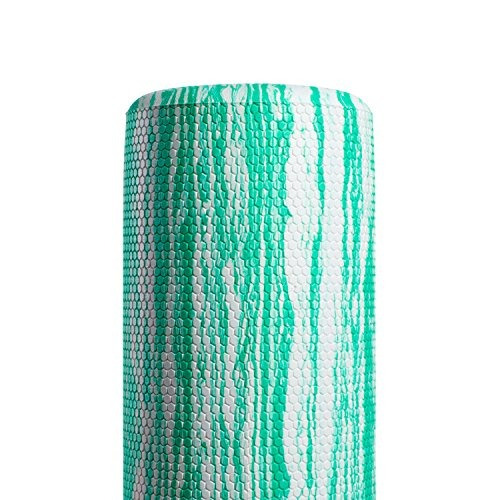 optp pro rodillo de espuma - mármol verde medias alrededor