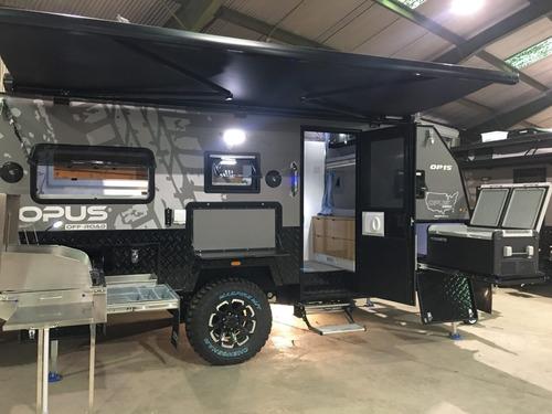 opus camper caravan op-15 casa rodante dolar oficial