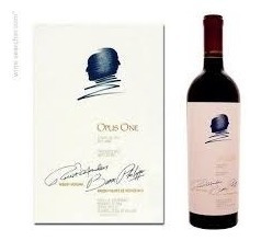 opus one 2001 - 750ml