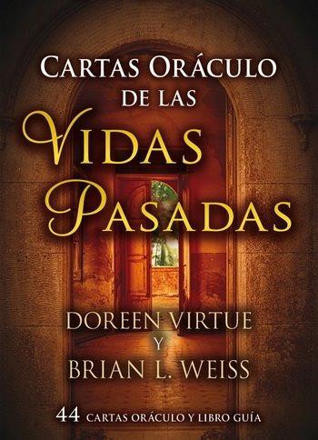 oráculo de las vidas pasadas - doreen virtue- cartas tarot
