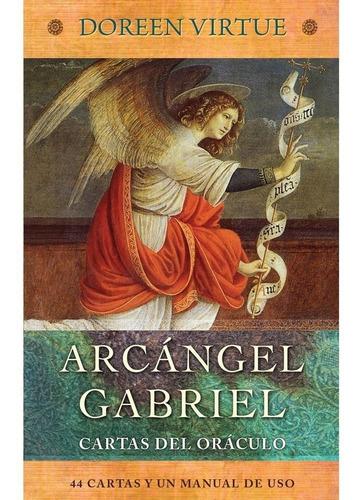 oráculo del arcángel gabriel - doreen virtue - 44 cartas