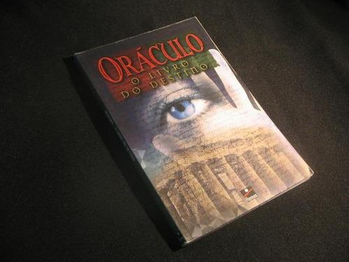 oráculo - o livro do destino - behar, maxim (supervisão)