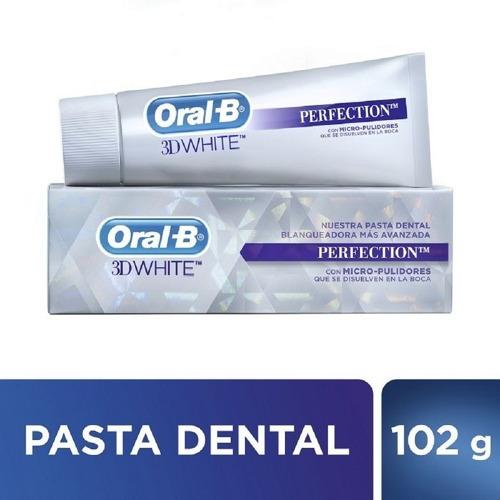 oral-b 3d white perfectionblanq.c/fluor 75 ml/102gr tub