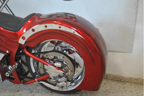 orange county choper 2000cc suspencion trasera modelo 2002