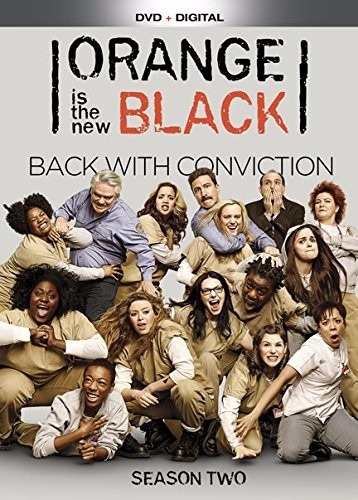 orange is the new black temporada 2 serie tv dvd + digital