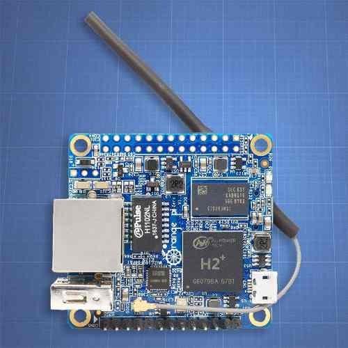 Orange Pi Zero 512 Mb Allwinner H2 Raspberry Pi
