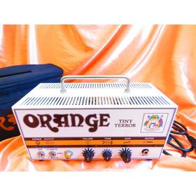 Orange Tiny Terror 15w Valvulado .. Fender Marshall Vox Boss