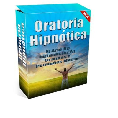 oratoria hipnotica-libro pdf+regalos