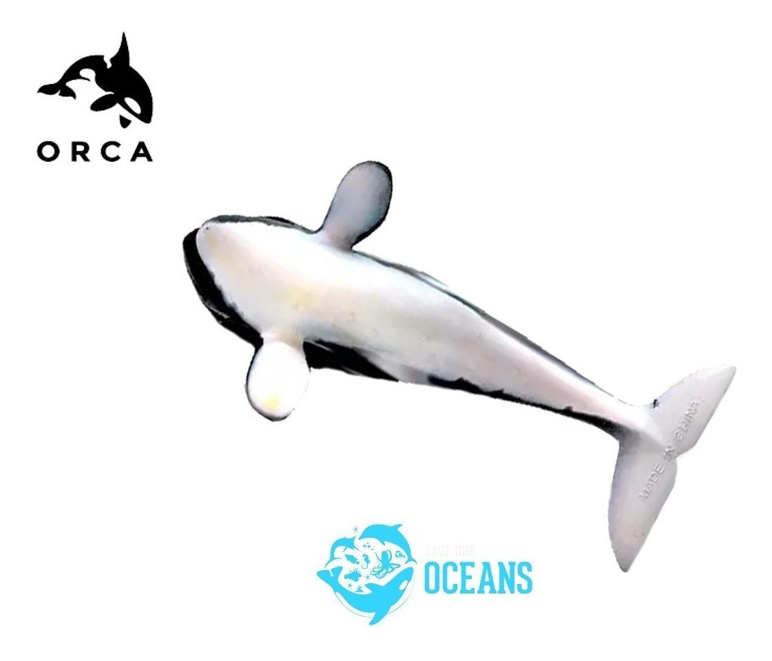 Orca Ballena Juguete Con Chifle Dia Del Niño Navidad 43