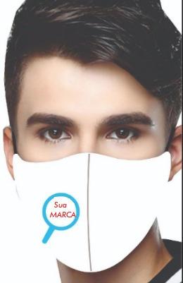orçamento mascara personalizada (empresas,comercios,escolas)