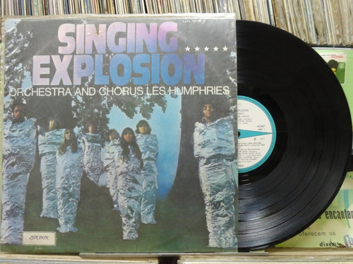 orchestra and chorus les humphries singing explosion lp 1971