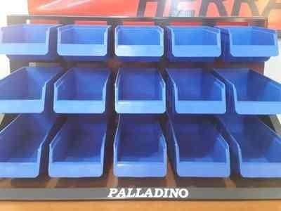 ordenador cajonera de 30 cajones plasticos palladino