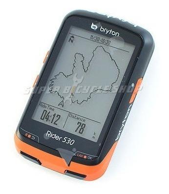 DHL Express~Bryton Rider 530E GPS Cycling Computer /& Extension Mount