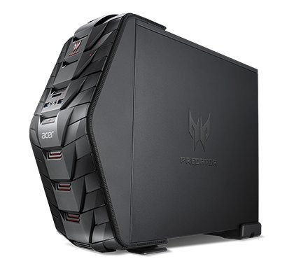 ordenador de sobremesa acer predator ag gaming, intel quad-