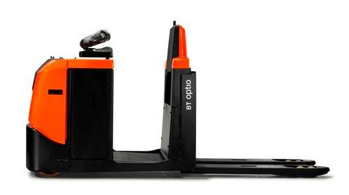 order picker toyota bt ose250 + batería + cargador