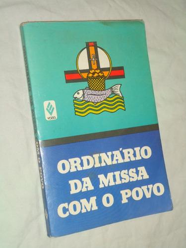 ordinário da missa com o povo