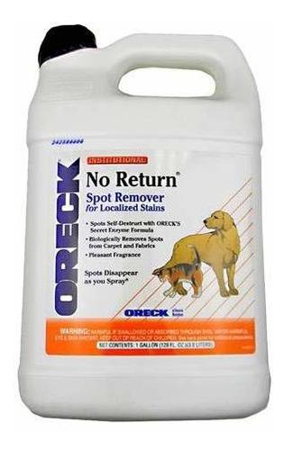 oreck pet no return 1gal