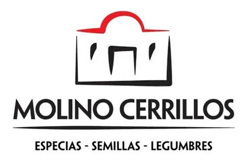 orégano condimento molino cerrillos premium doypack 100g