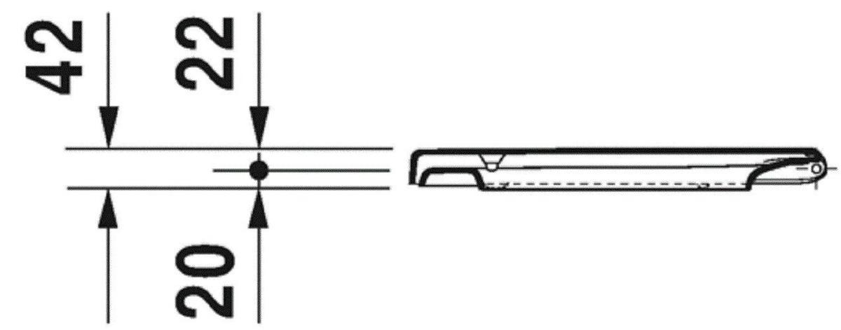 1 Lb Oregon 20-020 Magnum Gatorline Supertwist.095