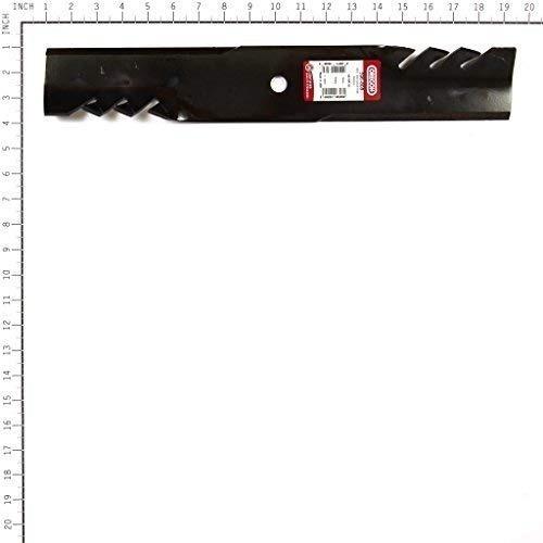 oregon 596-808 hustler gator g5 blade pequeño motor segadora