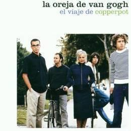 oreja de van gogh la el viaje de copperpot cd nuevo