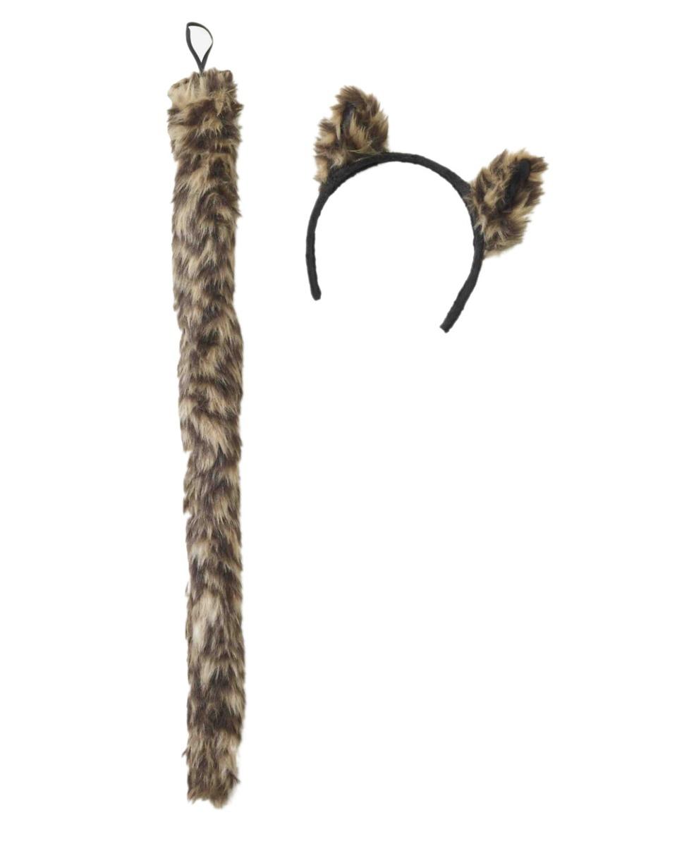 pedestal Canberra cascada  Orejas Y Cola De Puma Para Mujer Accesorio Para - $ 146.550 en Mercado Libre