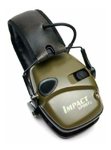 orejeras electronicas proteccion oido ruido tiro mp3 82db hl