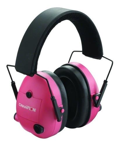 orejeras electrónicas protector auditivo tiro caza 25 db r