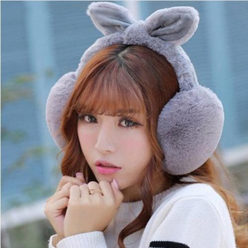 orejeras invierno ajustables abriga cubre protege del frío