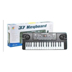 Organeta 37 Teclas Piano Niños Niñas Usb