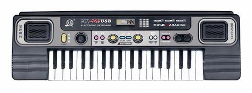organeta teclado piano didáctico electrico niños niñas