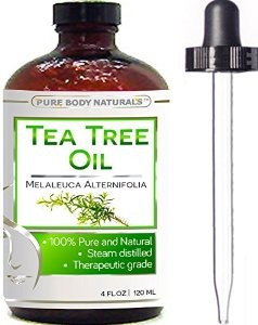 organic tea tree oil australia - gran calidad premium 4 onza