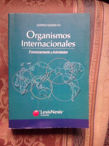 organismos internacionales funcionamiento uldaricio figueroa