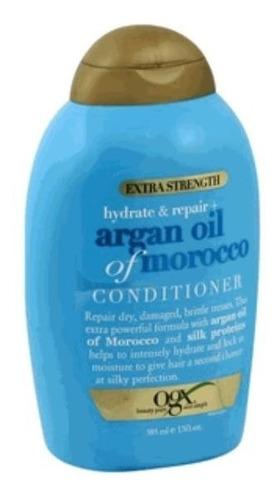 organix hydrate & repair argan oil morocco conditioner 385ml