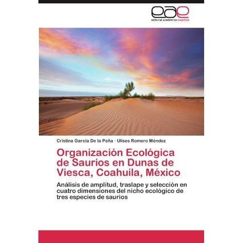 organizaci n ecol gica de saurios en dunas de v envío gratis
