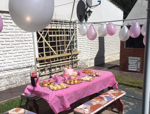 organización cumpleaños infantiles