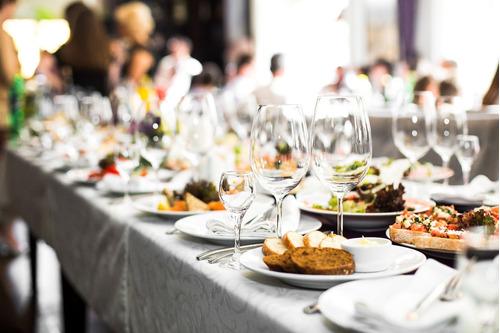 organización de eventos corporativos y sociales catering
