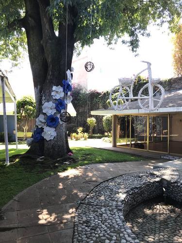 organización de eventos jardín secreto