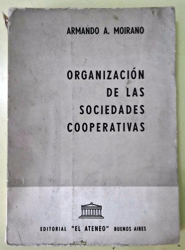 organización de las sociedades cooperativas armando moirano