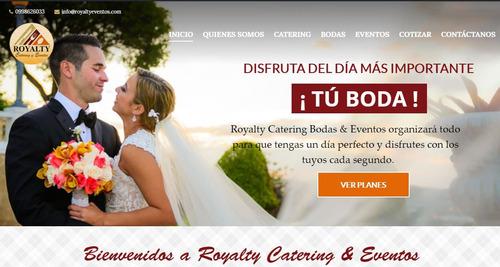 organización eventos, bodas, alquileres, vajilla,cortinaje