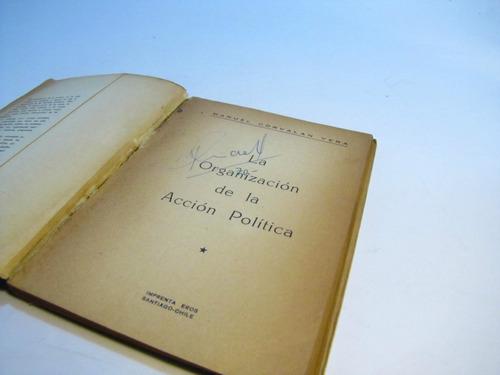 organización politica. manuel corvalan v